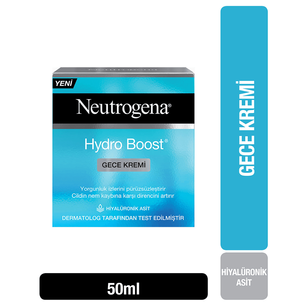 Neutrogena Hydro Boost Gece Kremi 50ml