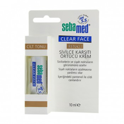 Sebamed Clear Face Sivilce Örtücü Krem 10ml