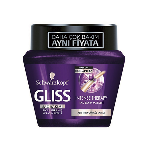 Gliss Saç Maskesi Intense Therapy 300ml